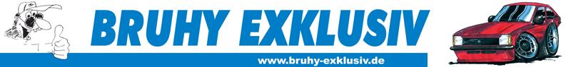 Bruhy Exklusiv Himmel für Old- und Youngtimer-Logo